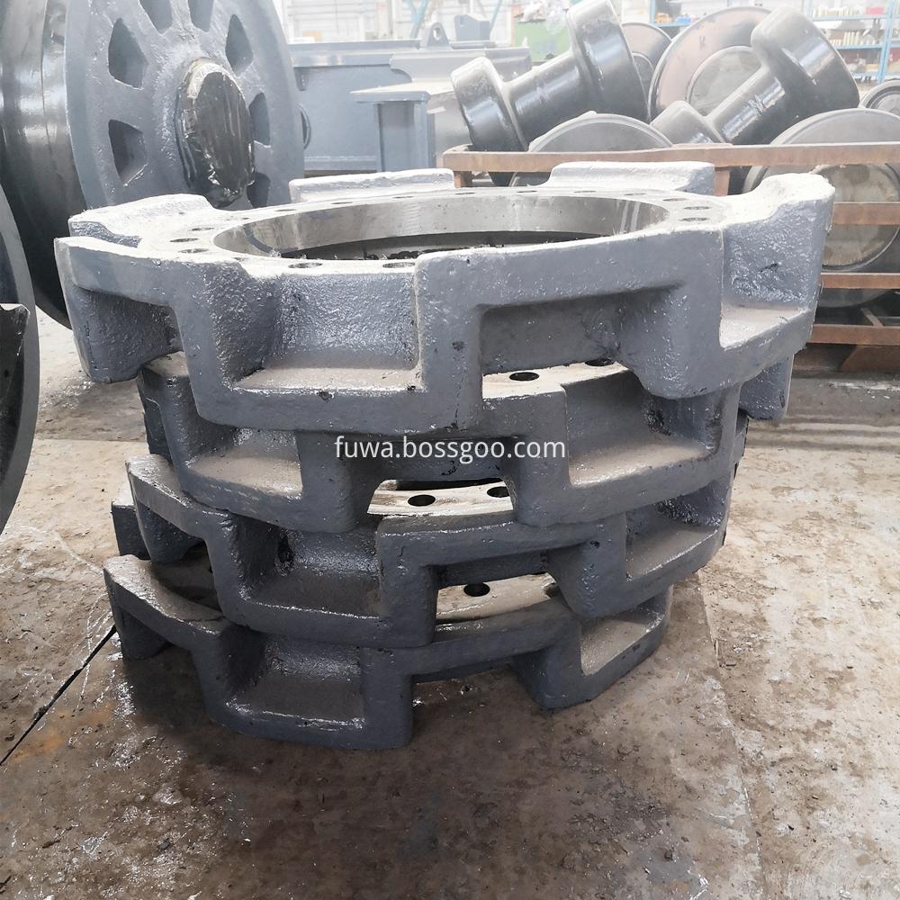 Drive Wheel Sprocket Wheel For Fuwa Crawler Crane 2