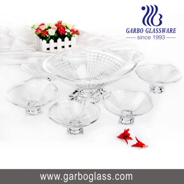 7PCS Glass Bowl Set, Glass Bowl Set, Glassware Set Tz7-GB16029