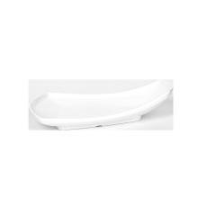 9634 Wholesale Custom Hot sale best quality melamine tableware White Plate Kitchen Plates for Restaurant