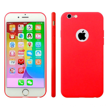 Hot Selling TPU Mobile Phone Case for iPhone 6