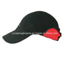 Winter Polar Fleece Baseball Hat with Earflap