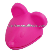 high temperature silicone rubber gloves