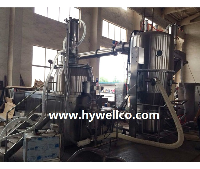 Coffee Granulating Machine