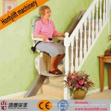 CE hydraulischer Treppenlift für CE-Sessel Treppenlift Treppenlift für Behinderte