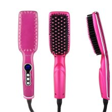 Factory Wholesale Brush Hair Straightener