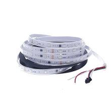 12V DC 5M WS2811 RGB LED-Streifen-Licht, wasserdichte 150 Pixel 30Leds / M 5050 SMD adressierbare programmierbare Traumfarbband-Lichter