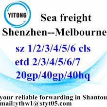 Shenzhen High Competitive Transportation Service to Melbourne