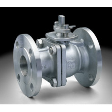 CF8 Forged Stainless Steel Ball Valve
