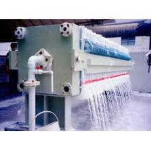 Фильтр-пресс с фильтром гидравлического давления