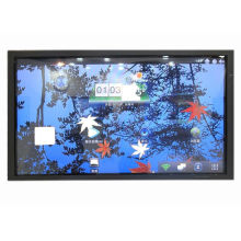 Smart Tv Multi Touch Lcd Monitor With Two Points Touch Interactive Board