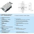 Listado UL Barep 20A 125V, tomacorriente GFCI resistente a manipulaciones, gfci blanco 20A