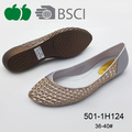 Best Quality Simple New Design Ladies Flat Casual Shoes