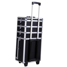 The Best Salable Trolley Makeup Train Case (HX-A0731)