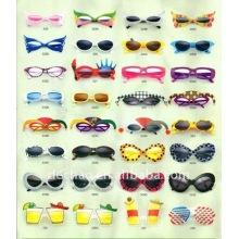 design de óculos de sol de crianças para crianças óculos de sol personalizado de alta qualidade de festa