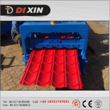 Dx 828 New Designed Roof Panel Roll Forming Machine