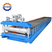 Roof Galvanized Corrugated Steel Sheet Making Machine