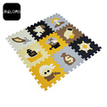Educational Toy Colorful Pirates Puzzle Jigsaw Mat
