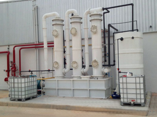 EO Residual Gas Treatment System