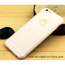 Boa qualidade clara caso TPU macio para o caso do iPhone 6 transparente