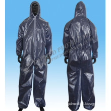 Nonwoven One Time Use Working Coverall Jump Suit Work Suit