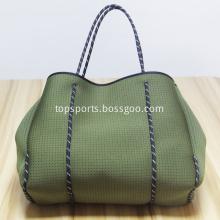 Wholesale waterproof beach bags with rope handles