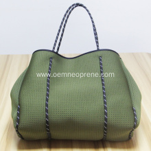 Wholesale waterproof beach bags with rope handles