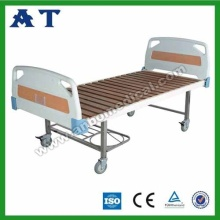 Lits d'ABS avec plan lit en bois pour l'hôpital