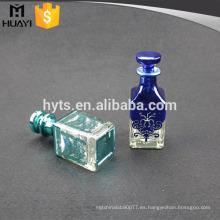 Botella decorativa del vidrio del difusor de lámina 150ml