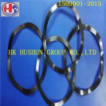 Rondelle à ressort à boule en acier inoxydable à base de phosphatation noire (HS-SW-6204)