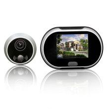 3,5-Zoll-Bildschirm Digital Door Viewer mit Türklingel