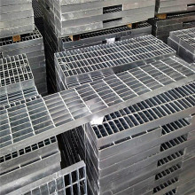 Grating Galvanized Press Graded Steel Grating