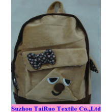 100% Poly Daim Micro pour Lady Bag Fabric