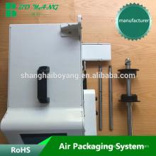 saco plástico de bolhas de ar personalizável automático totalmente ajustável faz a máquina