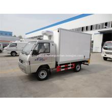 FOTON 0.5ton camión frigorífico pequeño