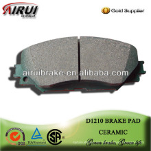 D1210 Piezas de freno toyota Matrix FREE SHIPPING brake pad
