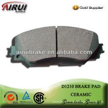 D1210 Peças de freio toyota Matrix FREE freio freio pad