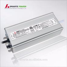 12v 24vdc de alta eficiencia condujo el controlador de voltaje constante conducido 100w