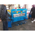 PPGI Floor Deck Tile Cold Roll Making Machine