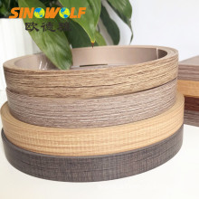 Hot sale for ABS Edge Banding wood color Furniture Cabinet ABS Woodgrain Edge Banding Edge Tape supply to Italy Exporter