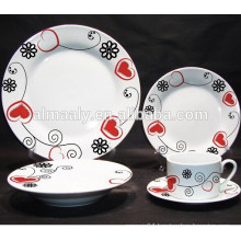 ceramic chinese tableware with creative design