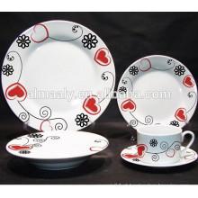 Louça de cerâmica chinesa com design criativo