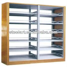 Einstellbare Bücherregale / Schwerlast Bücherregal aus Metall