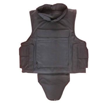 Chaleco a prueba de balas con armadura corporal