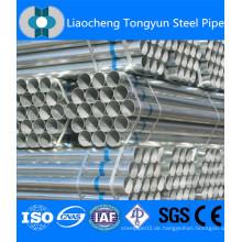 Verzinktes rechteckiges Stahlrohr