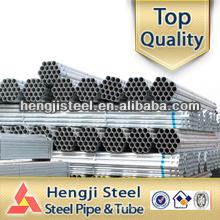 Fabricación de tubos de acero galvanizado redondo