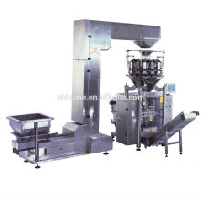 Prawn Cracker Packing Machine with Multihead Weigher
