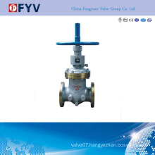 API Wcb Cast Steel Gate Valve Manual Operated