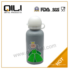 Fashion stainless steel baby travel cool water bottles