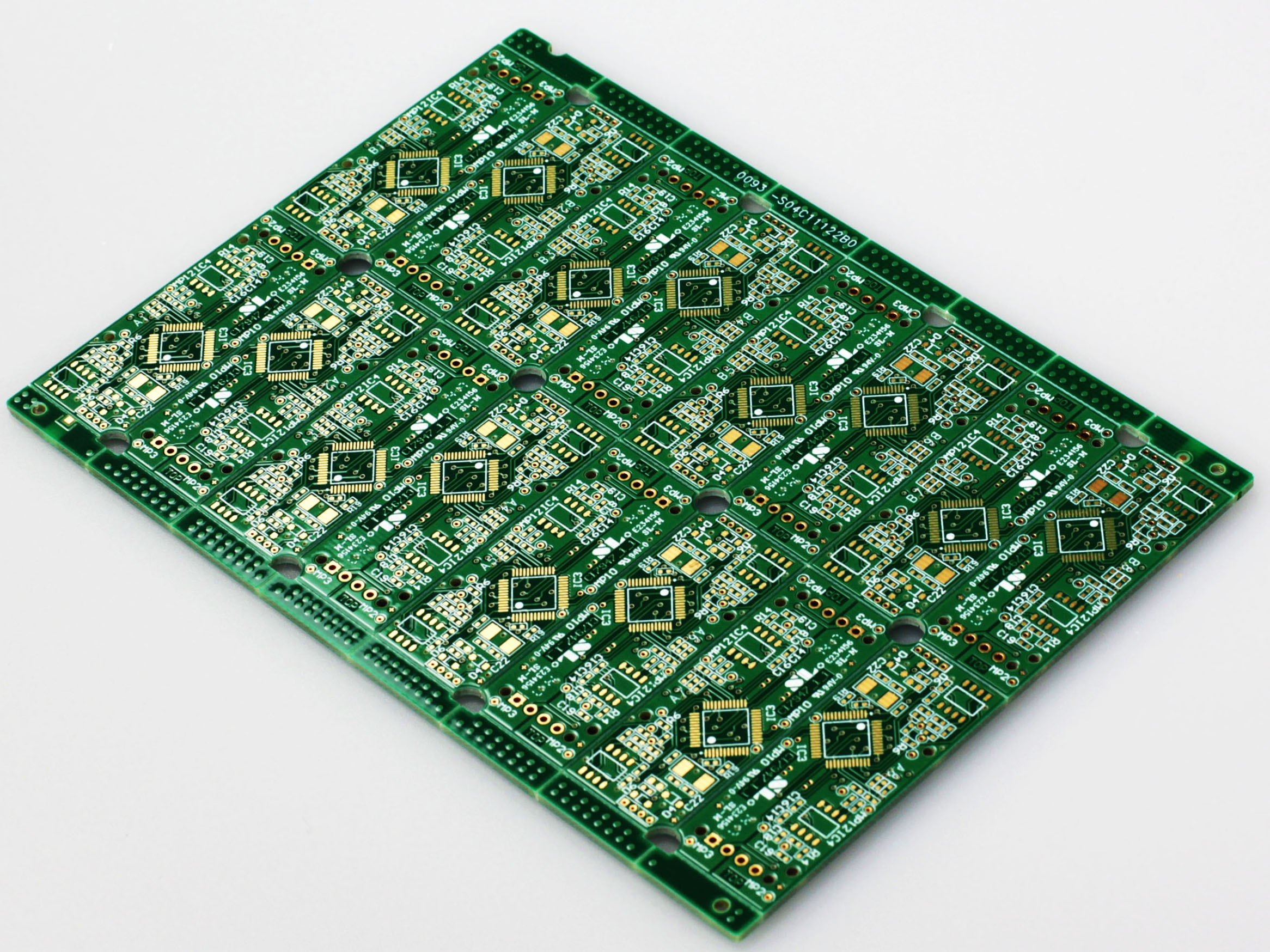 Sensors on Circuit Boards