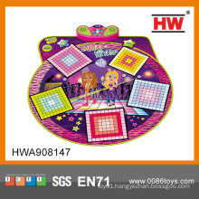 Electric Super Star Dance Pad Sport Toy For kids